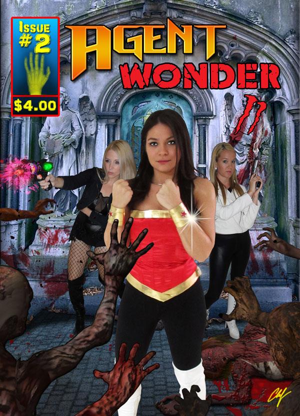 Agent Wonder #2