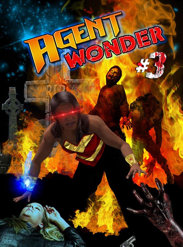 Agent Wonder #3