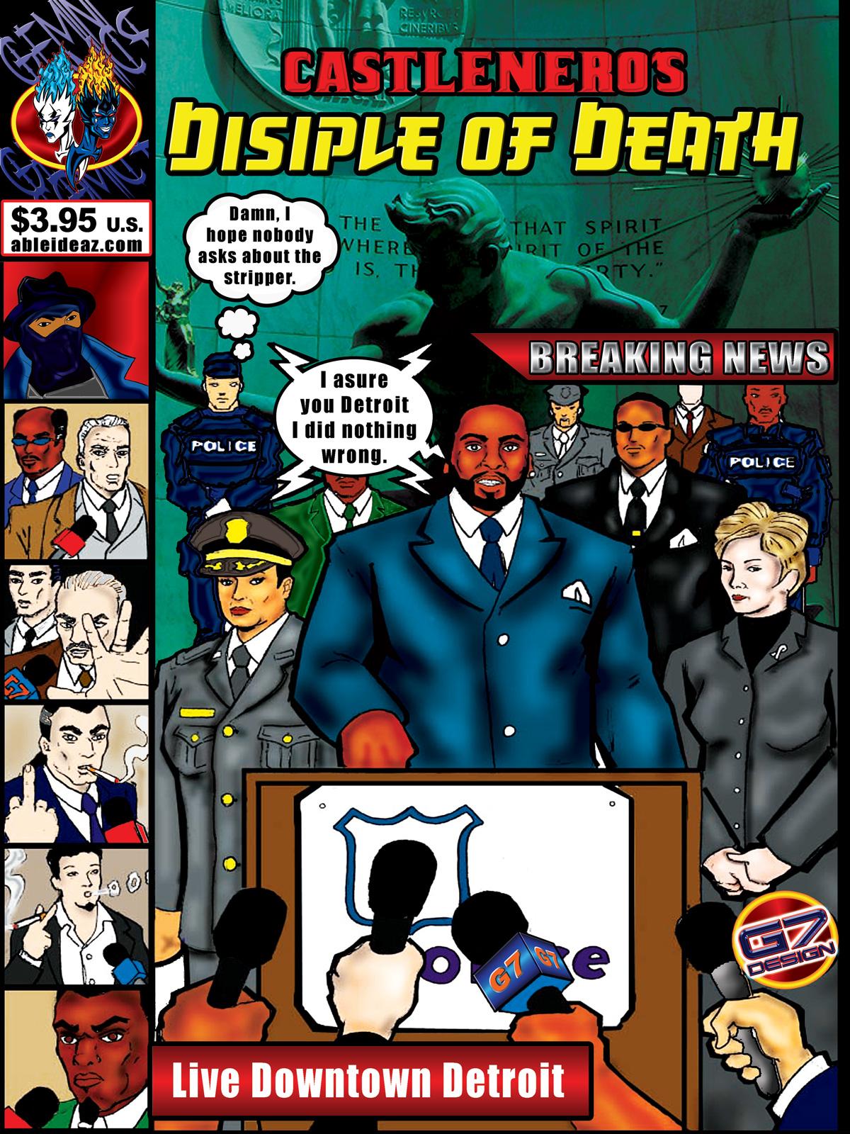 Disciple of Death #2