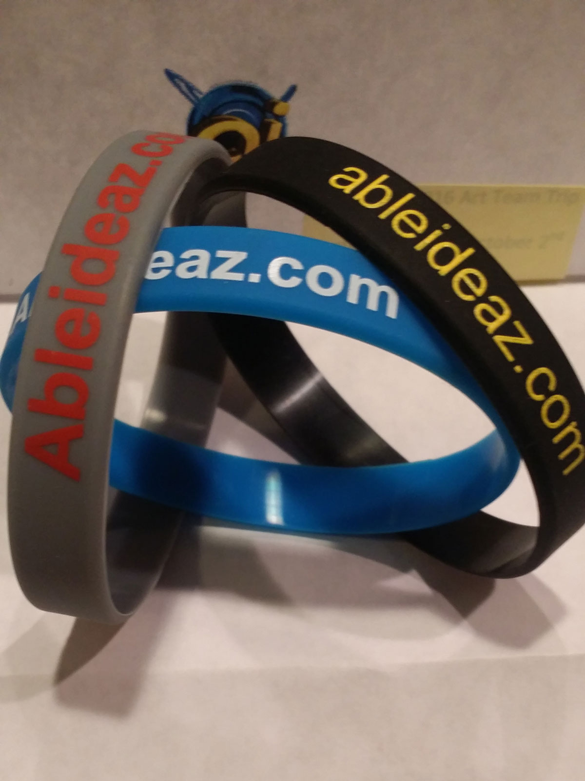 Able Ideaz Wristband